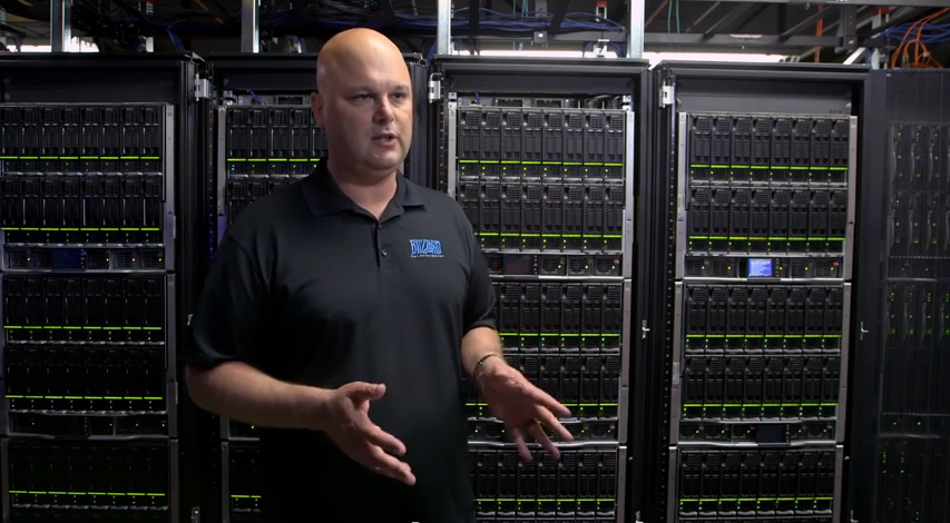 Blizzard Datacenter